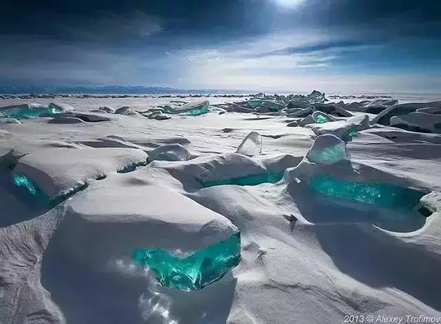地质之美,无与伦比!