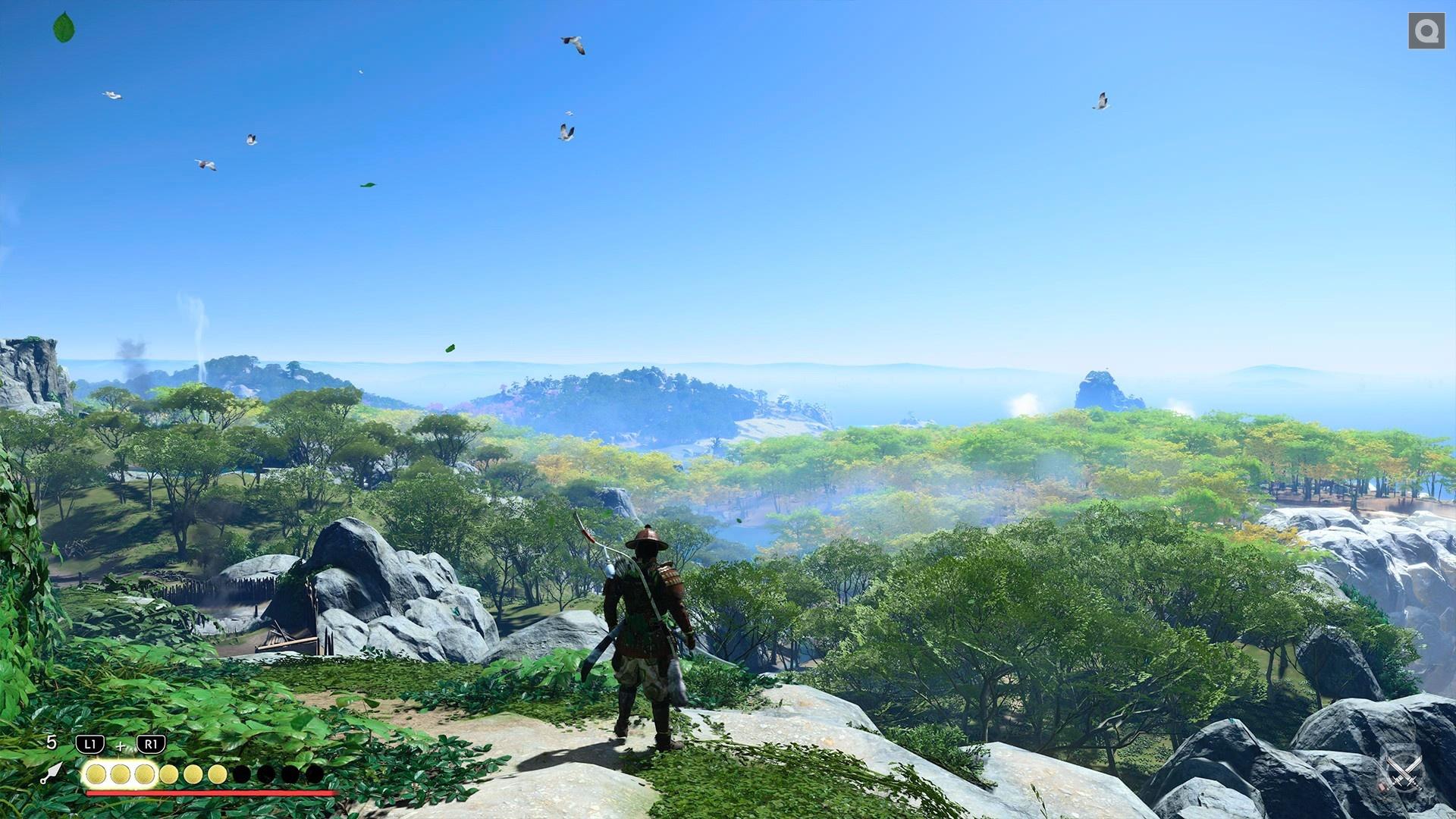《对马岛之魂:导演剪辑版》游戏评测:将 PS5 机能发挥极致之选