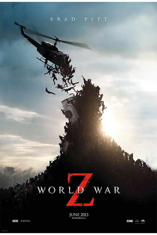 2013年科幻动作《僵尸世界大战》BD中英双字幕